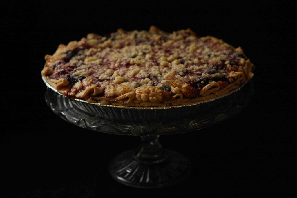 Today in the Kitchen – Very, Berry Pie!
