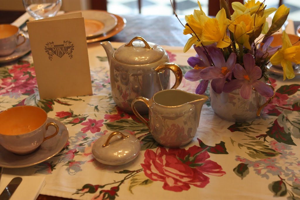 Blogger Luncheon/Table Setting Tour Part I