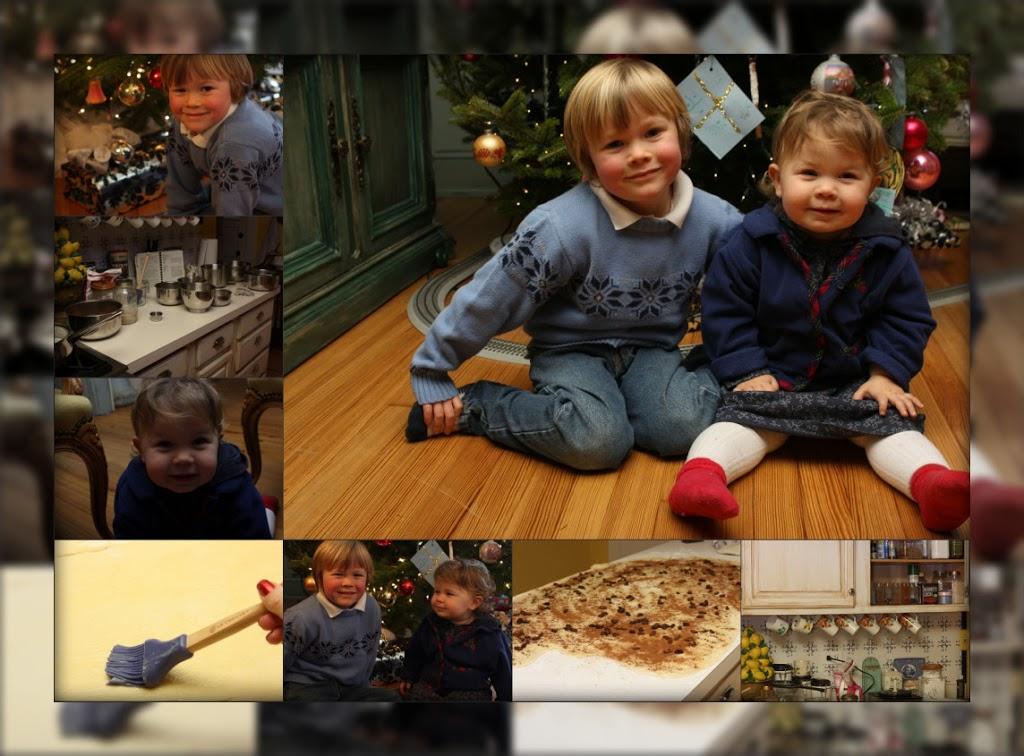Les Photos de Noël … or a least a lot of them.