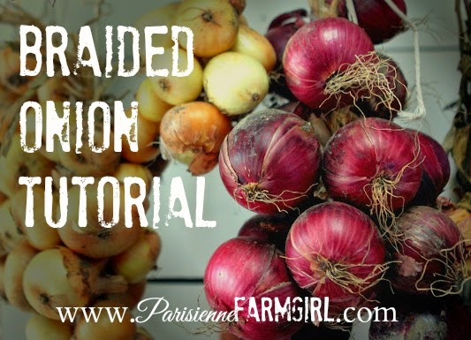 How to Braid Onions