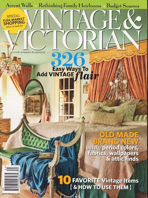 Vintage and Victorian Magazine Giveaway!