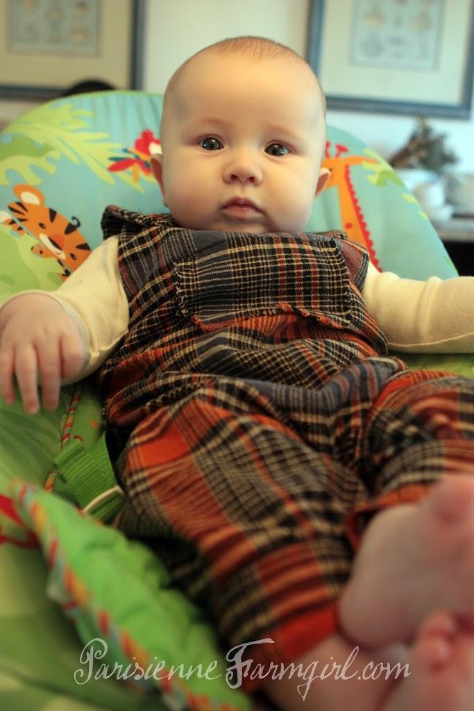 Sweet Baby Boy Prayer Request -Thursday Morning Update