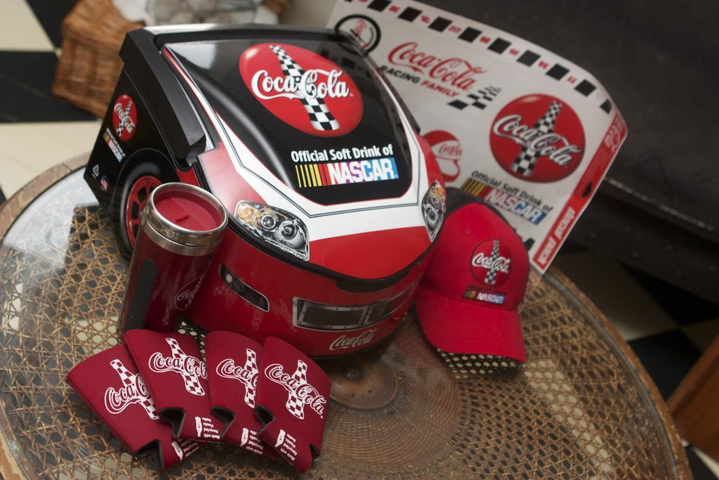 Coke Zero 400 Nascar Giveaway.  Tonight Only!