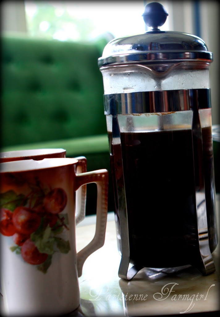French Press, and How to… Two Re-Posts in One!
