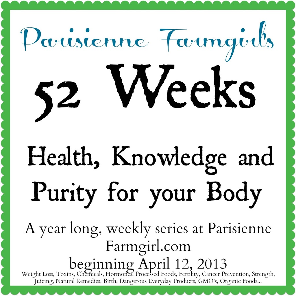 52 Weeks – A New Series!!!