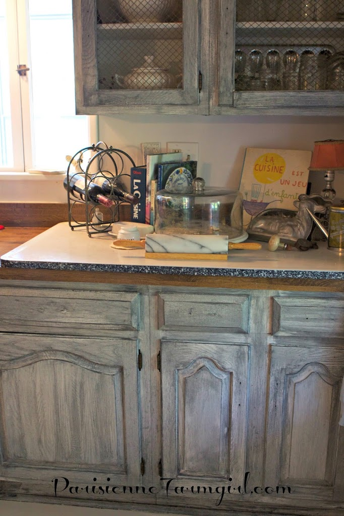 French Country Kitchen || Parisienne Farmgirl