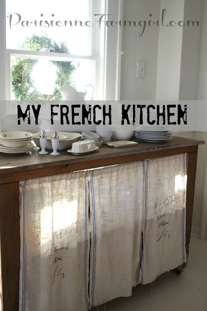 How to Create a French Country Kitchen