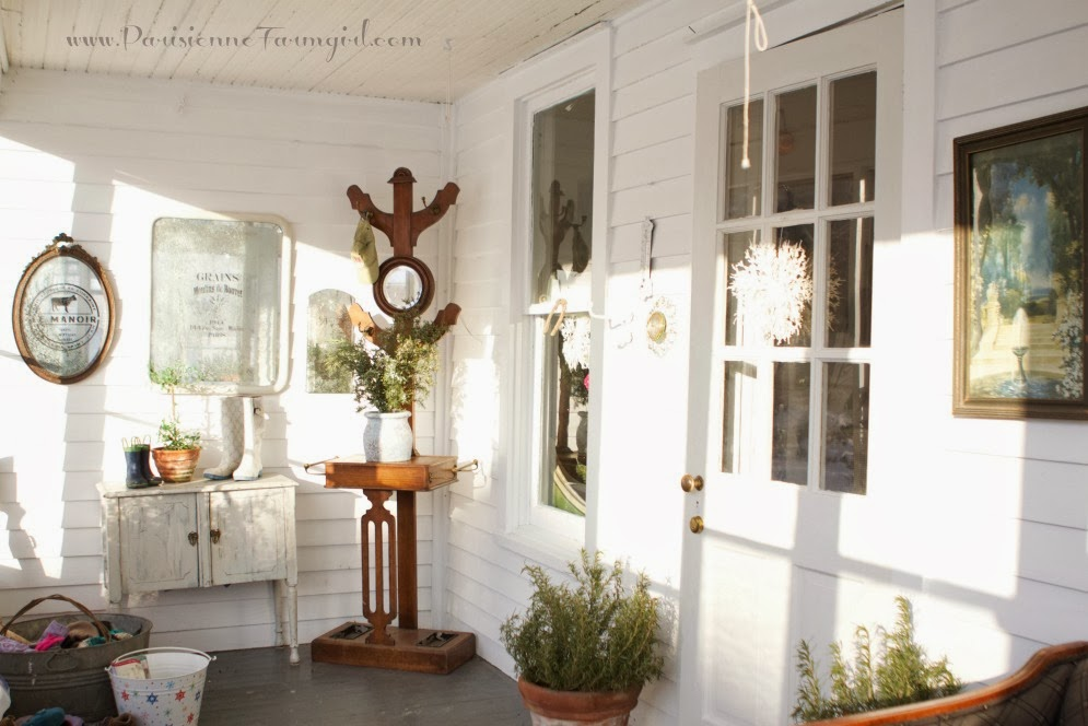 The Farmhouse: Noël - French Country Christmas