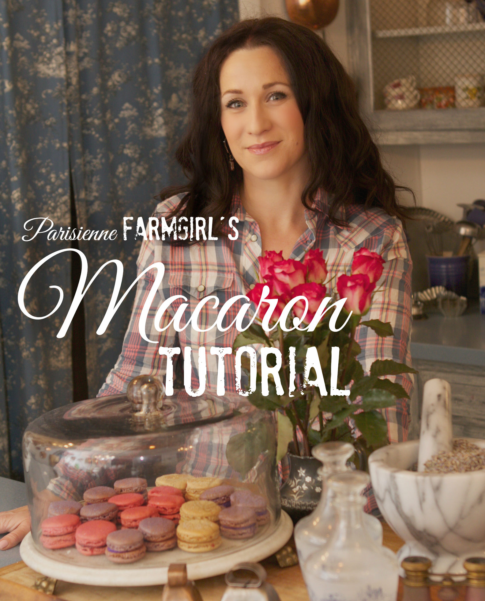 How to Make Macarons – Macaron Tutorial