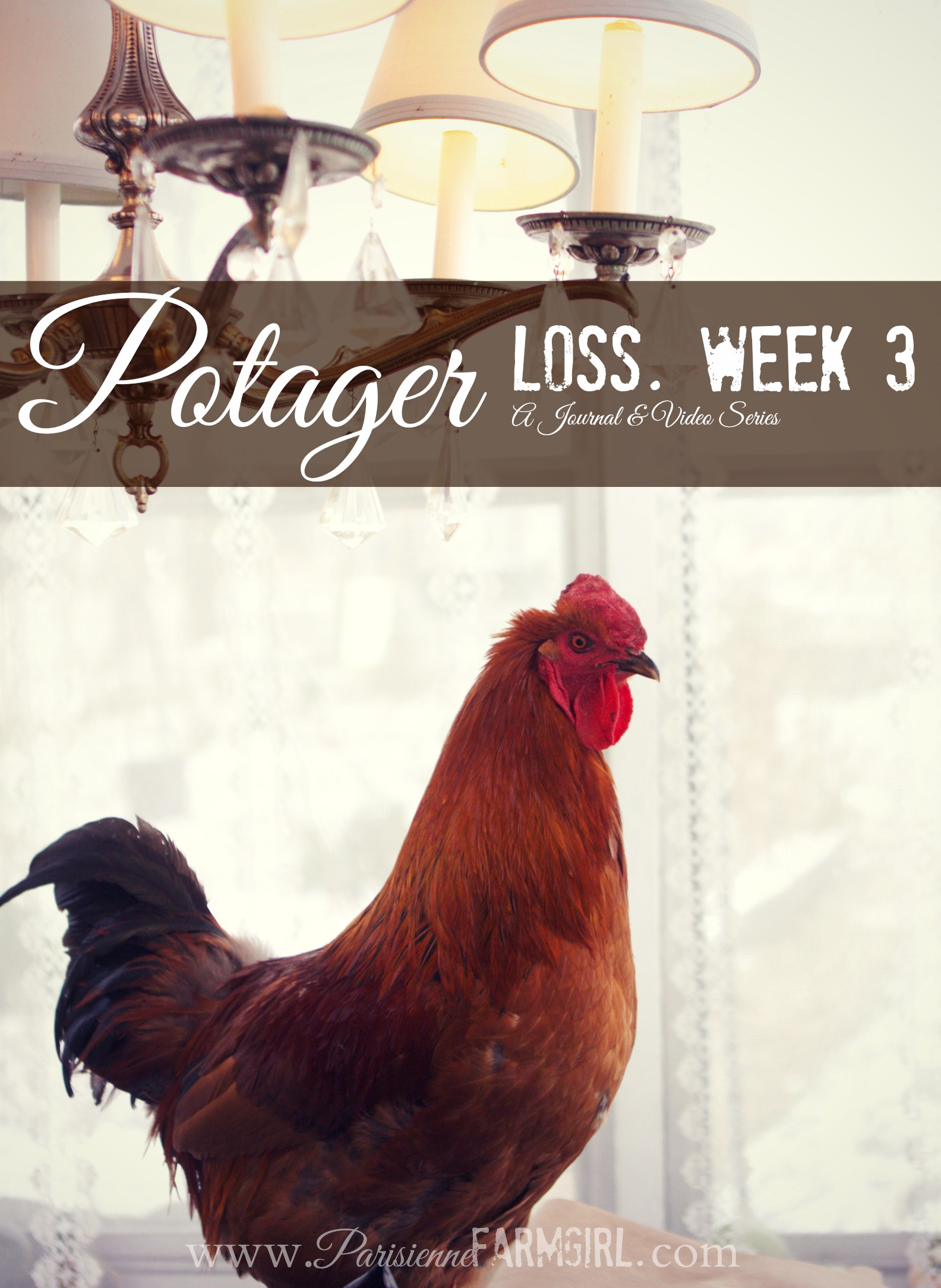 Potater Week 3… Loss on the Farm