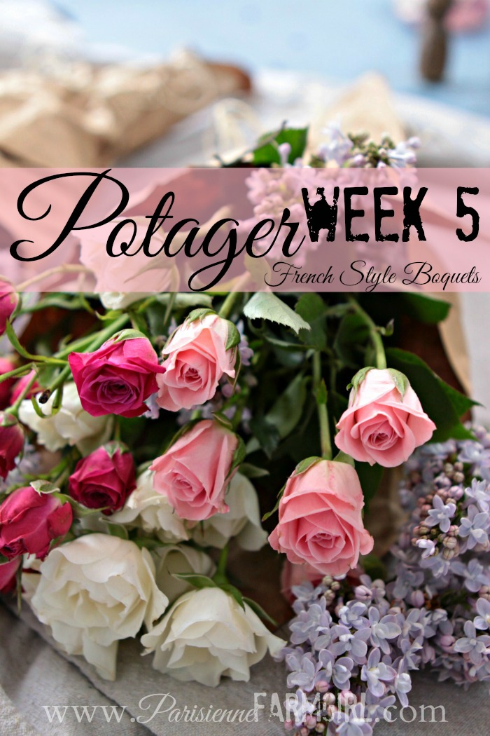 Potager Week Five