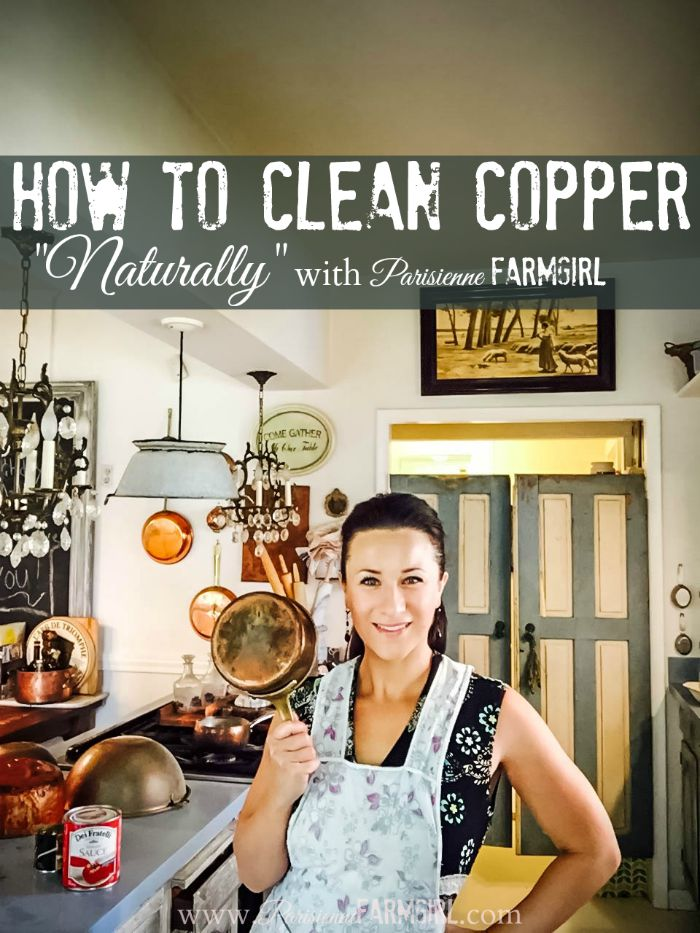 How to Clean Copper Naturally… No More Nasty Chemicals and Harsh Fumes!