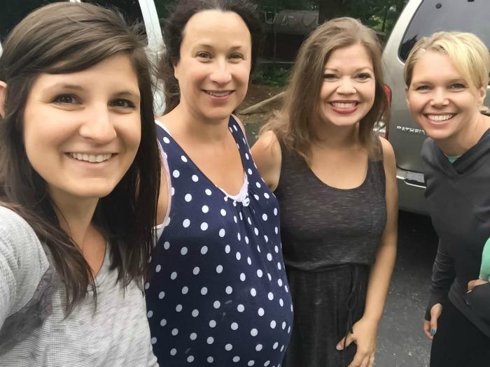 Homebirth Power Walk Friends