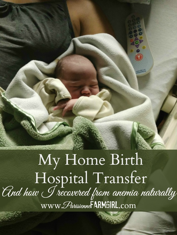 The Birth Story Part II – My Home Birth Hospital Transfer