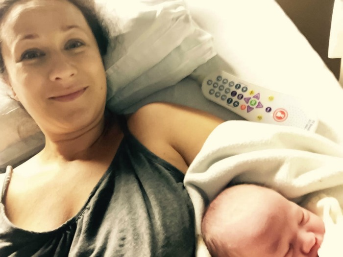 Home birth hospital transfer