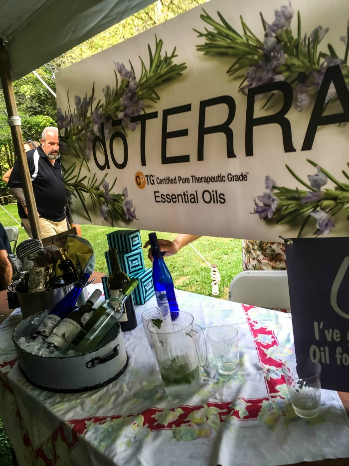 2016 a Year in Review: doterra event