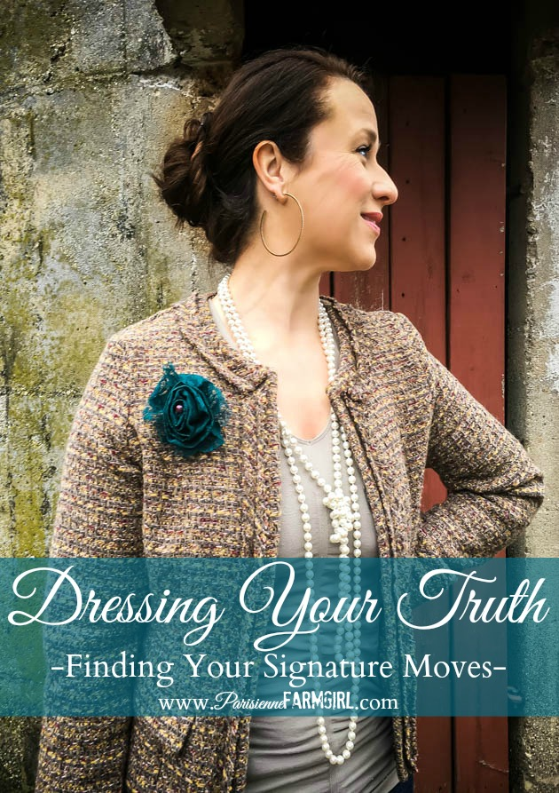 Dressing Your Truth, Finding Your Signature Moves