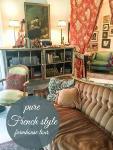 Pure French Farmhouse Style