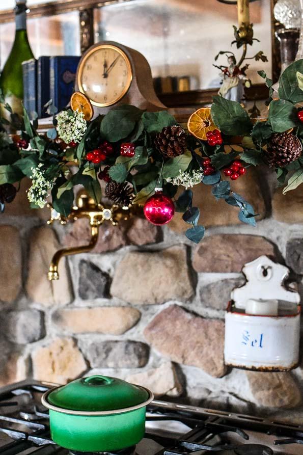 French Farmhouse Christmas Tour