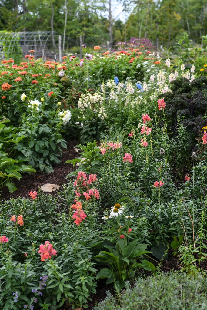 Summer Garden Tour, Potager, Cottage Garden